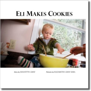 Eli Makes Cookies