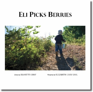 Eli Picks Berries
